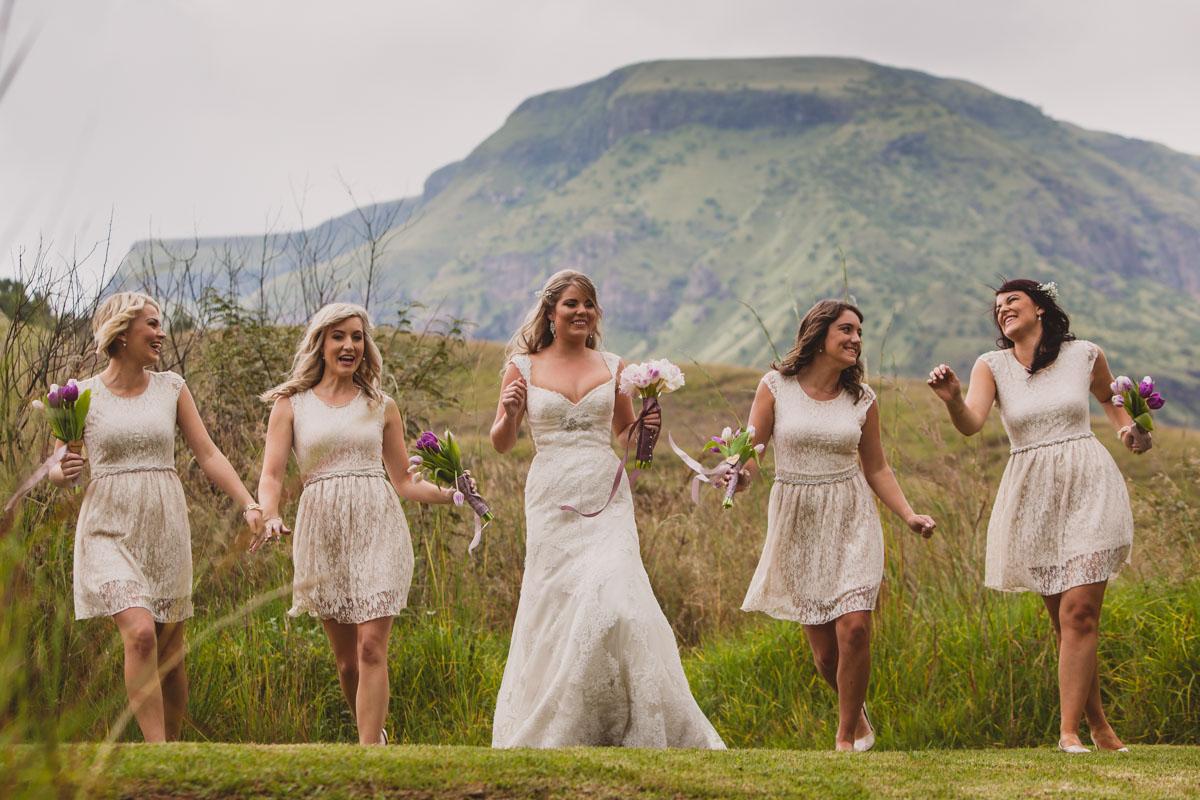 Berendine & Thiaart, Drakensburg, wedding -12