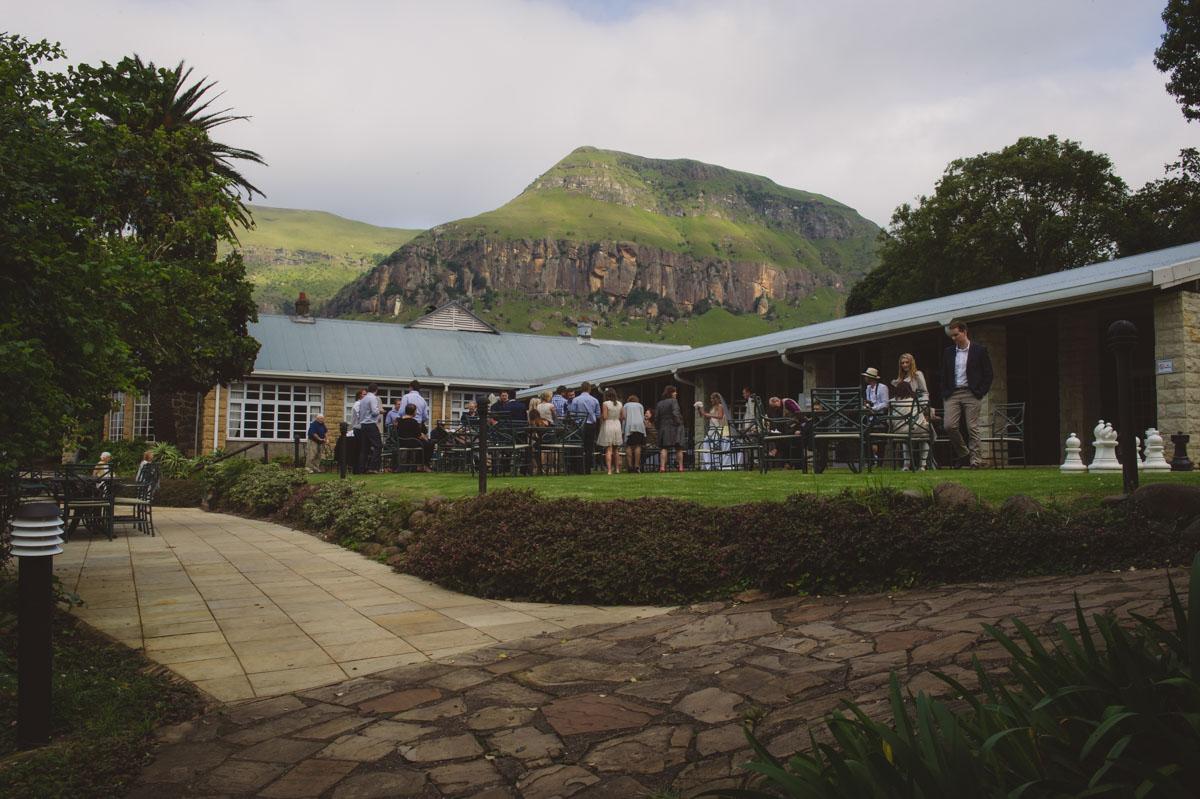 Berendine & Thiaart, Drakensburg, wedding -41