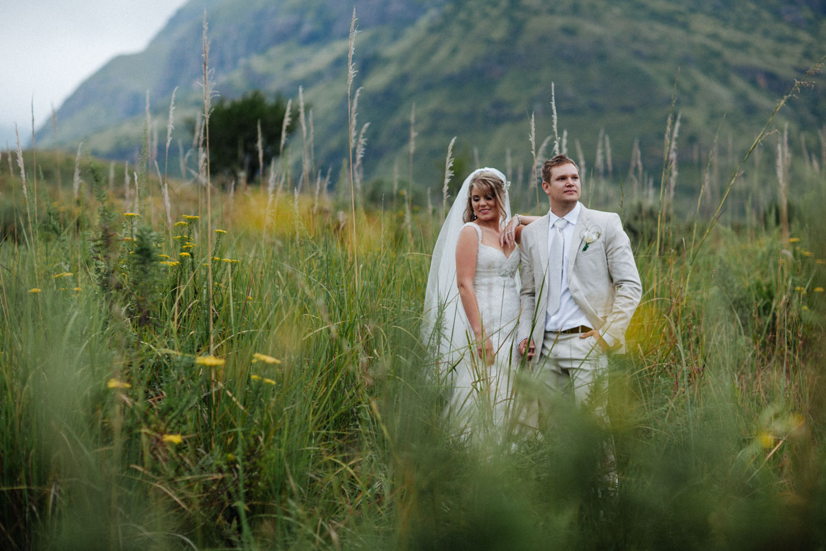 Berendine & Thiaart, Drakensburg, wedding -52
